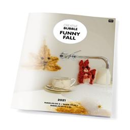 Livre Creative Bubble Funny Fall