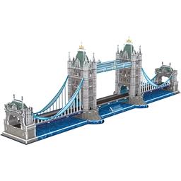 Puzzle 3D monument Tower Bridge