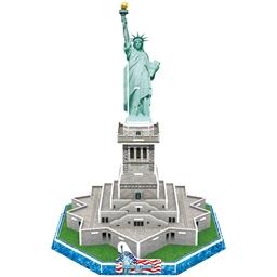 Puzzle 3D monument Statue de la liberté