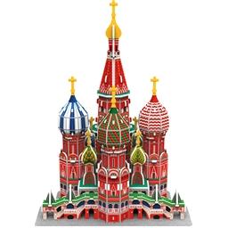 Puzzle 3D monument Cathédrale Saint Basile