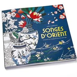 Coloriages Songes d'Orient