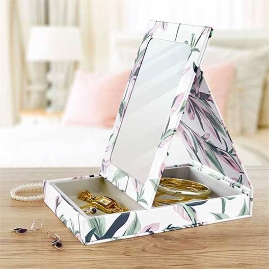 La Boîte à Bijoux Miroir