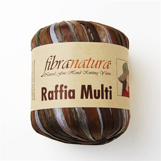 Kit Raffia Multi chapeau n°3 Kaki