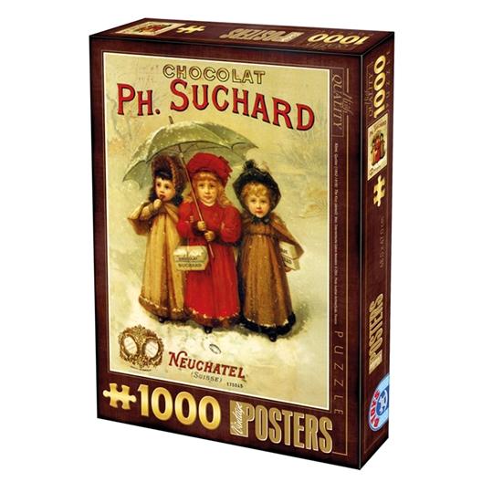 Puzzle 1000 pièces Suchard