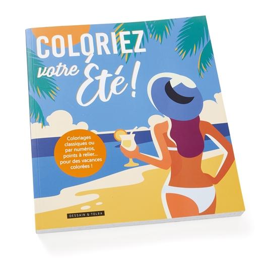 Coloriez votre été