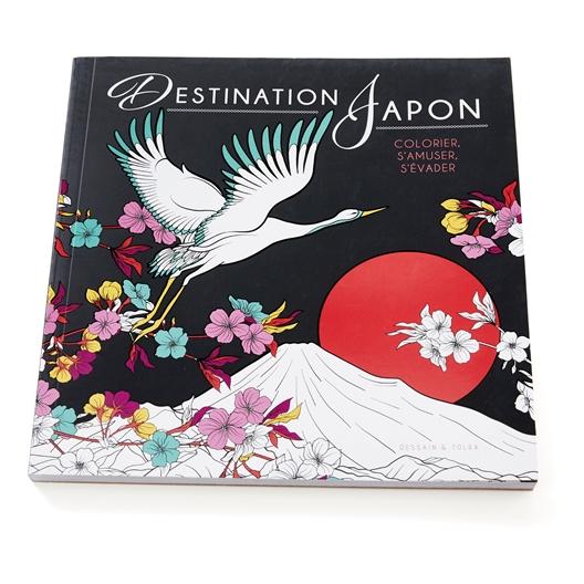 Coloriages Destination Japon