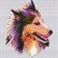 Mosaïc Art : Lassie