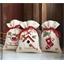 Set de 3 sachets senteur à broder Noël
