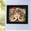 Kit perles coller Fille avec les fleurs