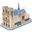Puzzle 3D monument Notre Dame de Paris