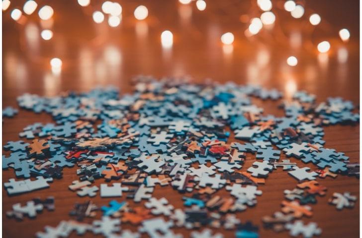Puzzles 2000 pièces