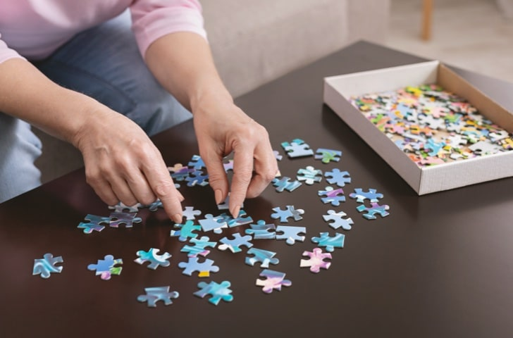 Puzzles 300 à 1000 pièces