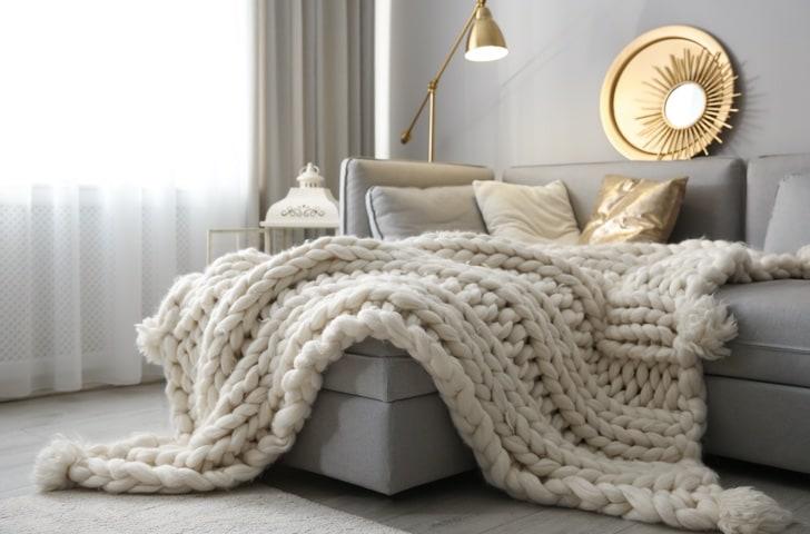 Modèles tricot et crochet décoration