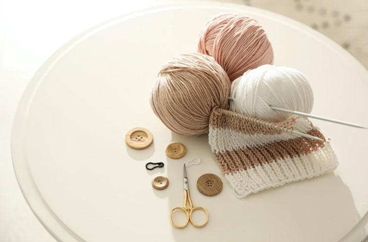 Kits tricot et crochet